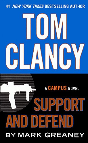 9780606365680: Tom Clancy: Support and Defend (Campus)