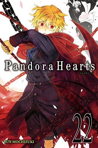 9780606365789: PandoraHearts, Volume 22 (Turtleback School & Library Binding Edition)