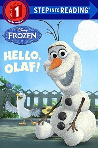 Hello, Olaf!: Posner-Sanchez, Andrea