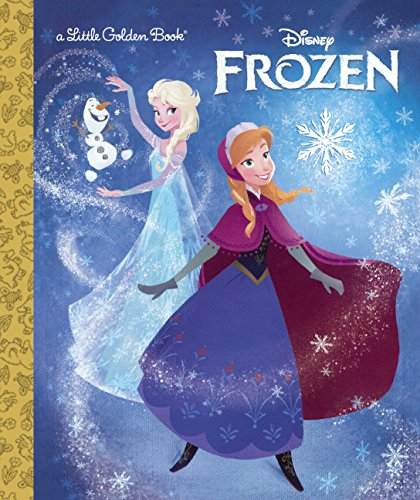 9780606366717: Frozen (Little Golden Book)