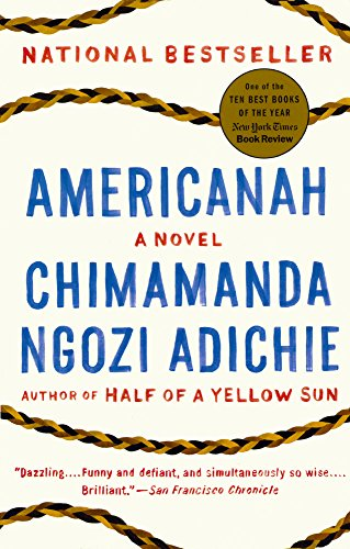 9780606367219: Americanah (Turtleback School & Library Binding Edition)