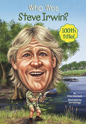 9780606367493: Who Was Steve Irwin? (Turtleback School & Library Binding Edition)
