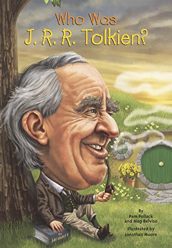 9780606367530: Who Was J. R. R. Tolkien? (Turtleback School & Library Binding Edition)