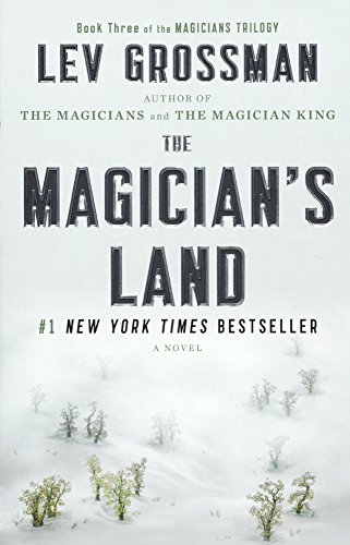 9780606368223: The Magician's Land (Turtleback School & Library Binding Edition) (Magicians Trilogy)