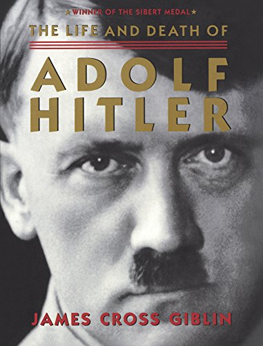 9780606368308: The Life And Death Of Adolf Hitler (Turtleback School & Library Binding Edition)