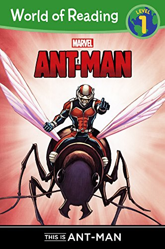 9780606369060: This Is Ant-Man (Turtleback School & Library Binding Edition) (World of Reading)