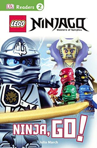 9780606369244: LEGO Ninjago: Ninja, Go! (Turtleback School & Library Binding Edition) (DK Readers: Level 2)