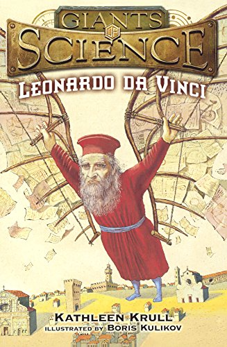 9780606369299: Leonardo Da Vinci (Turtleback School & Library Binding Edition) (Giants of Science (Viking Paperback))