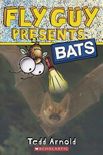 9780606370349: Bats (Turtleback School & Library Binding Edition) (Fly Guy Presents...)