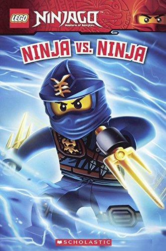 9780606370790: Ninja Vs. Ninja (Turtleback School & Library Binding Edition) (Ninjago)