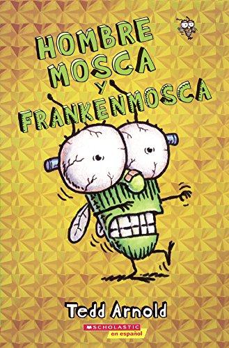 9780606370851: Hombre Mosca y Frankenmosca (Man Fly and Frankenmosca)