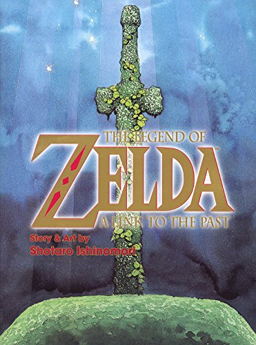 9780606371087: The Legend Of Zelda: A Link To The Past (Turtleback School & Library Binding Edition)