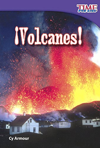 9780606371834: Volcanes! (Volcanoes!) (Turtleback School & Library Binding Edition) (Time for Kids Nonfiction Readers: Level 2.2) (Spanish Edition)