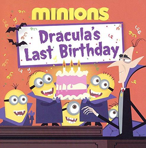 9780606372237: Dracula's Last Birthday (Turtleback School & Library Binding Edition) (Minions)