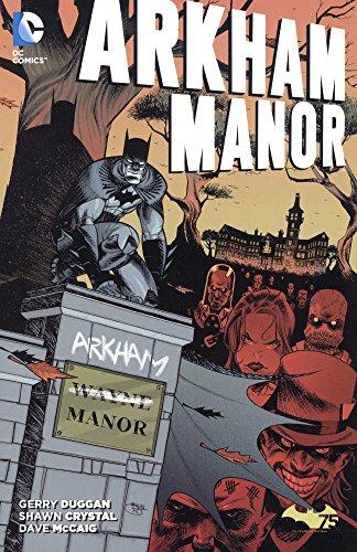 9780606372503: Batman - Arkham Manor 1