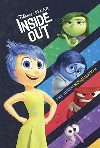 9780606372725: Inside Out Junior Novel (Turtleback School & Library Binding Edition)