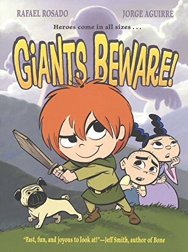 9780606372978: Giants Beware! (Turtleback School & Library Binding Edition) (Chronicles of Claudette)