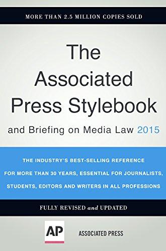 9780606373043: The Associated Press Stylebook 2015 (Turtleback School & Library Binding Edition)