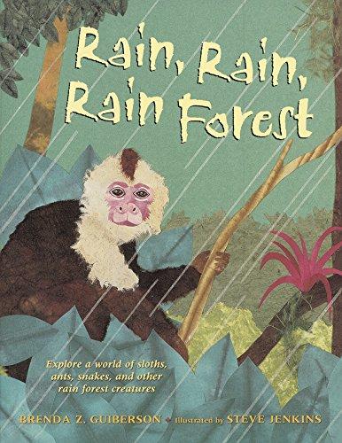 9780606373418: Rain, Rain, Rain Forest (Turtleback School & Library Binding Edition)