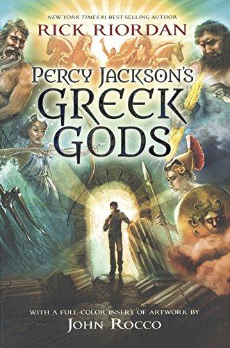 9780606374002: Percy Jackson's Greek Gods (Turtleback School & Library Binding Edition)