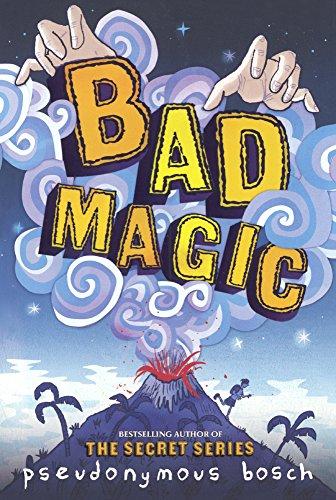Bad Magic: Bosch, Pseudonymous
