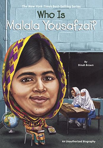 9780606375511: Who Is Malala Yousafzai? (Turtleback School & Library Binding Edition) (Who Was...?)