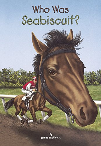 9780606375573: Who Was Seabiscuit? (Turtleback School & Library Binding Edition)