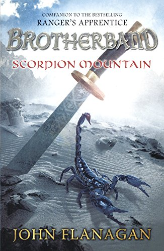 9780606375634: Scorpion Mountain (Turtleback School & Library Binding Edition) (Brotherband Chronicles)