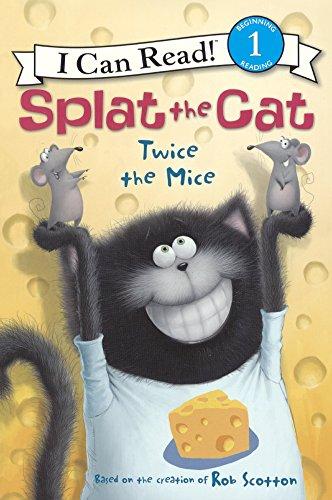Twice the Mice: Scotton, Rob