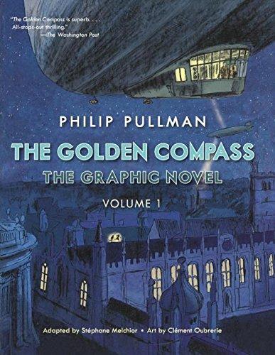 9780606376587: The Golden Compass Graphic Novel, Volume 1 (Turtleback School & Library Binding Edition) (His Dark Materials (Paperback))
