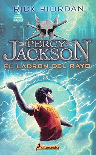 El Ladron Del Rayo (The Lightning Thief): Riordan, Rick