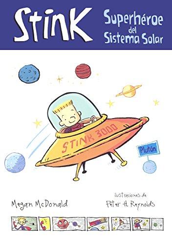9780606376815: Superheroe Del Sistema Solar (Stink, Solar System Superhero) (Turtleback School & Library Binding Edition) (Spanish Edition)