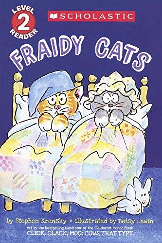 9780606377478: Fraidy Cats (Turtleback School & Library Binding Edition) (Scholastic Reader: Level 2)