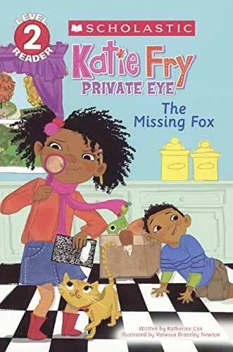 9780606377485: The Missing Fox (Turtleback School & Library Binding Edition) (Katie Fry Private Eye, Level 2 Reader)