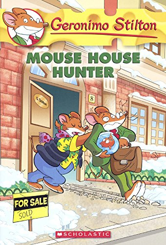 9780606377805: Mouse House Hunter (Turtleback School & Library Binding Edition) (Geronimo Stilton)