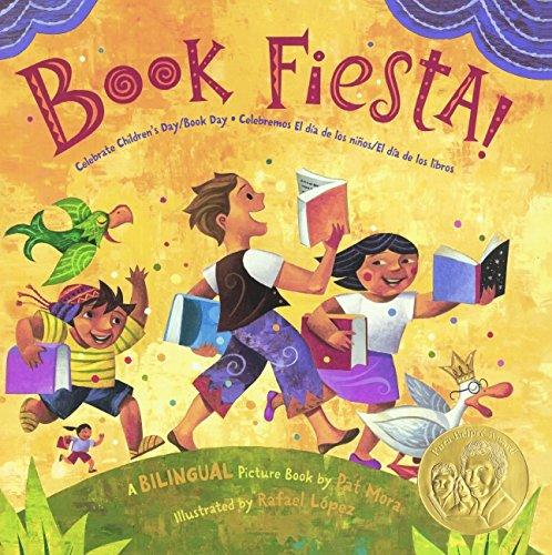 9780606377874: Book Fiesta! Celebrate Children's Day/Book Day: Celebremos El Dia De Los Ninos (Turtleback School & Library Binding Edition)