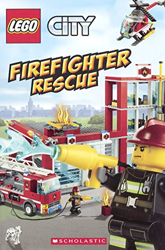 9780606377959: Firefighter Rescue (Turtleback School & Library Binding Edition) (Lego City)