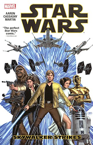 9780606378123: Star Wars Graphic Novel, Volume 1: Skywalker Strikes (Turtleback School & Library Binding Edition)