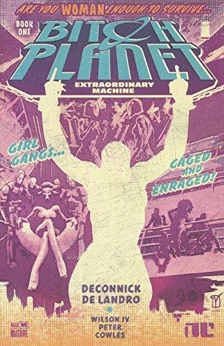 Bitch Planet, Volume 1 (Turtleback School & Library Binding Edition): Deconnick, Kelly Sue