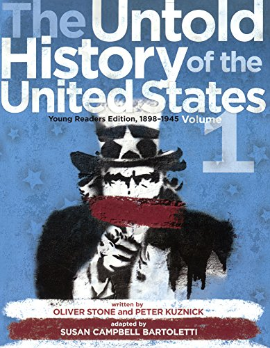 9780606378536: The Untold History Of The United States, Volume 1: 1898-1963 (Young Reader Edition) (Turtleback School & Library Binding Edition)