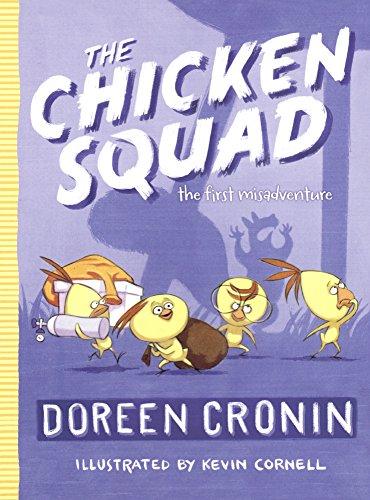 The Chicken Squad: The First Misadventure: Cronin, Doreen
