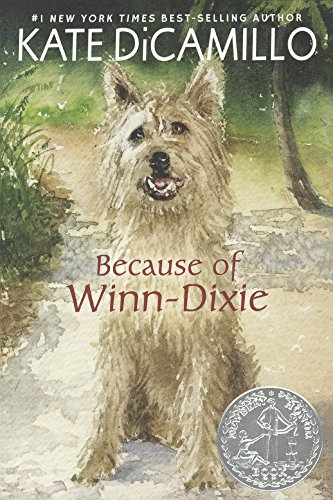 Because of Winn-Dixie (Hardback)