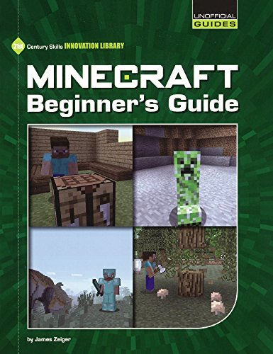 9780606379175: Minecraft Beginner's Guide (Turtleback School & Library Binding Edition) (21st Century Skills Innovation Library: Unofficial Guides)