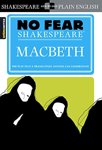 9780606380058: Macbeth (Turtleback School & Library Binding Edition) (Sparknotes No Fear Shakespeare)