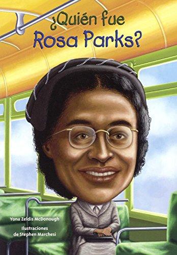 9780606380423: Quien Fue Rosa Parks? (Who Was Rosa Parks?) (Turtleback School & Library Binding Edition) (Quién Fue? / Who Was?) (Spanish Edition)
