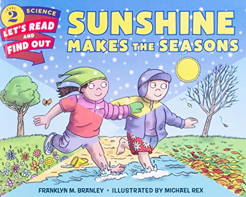 9780606381260: Sunshine Makes the Seasons (Let's-Read-And-Find-Out Science: Stage 2 (Paperback))