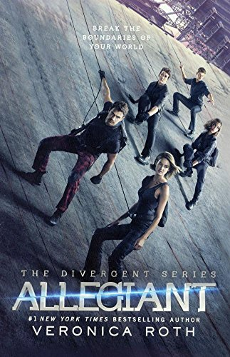 Allegiant (Movie Tie-In Edition) (Turtleback School & Library Binding Edition) (Divergent): ...