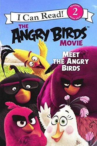 The Angry Birds Movie: Meet the Angry Birds (Prebound): Chris Cerasi