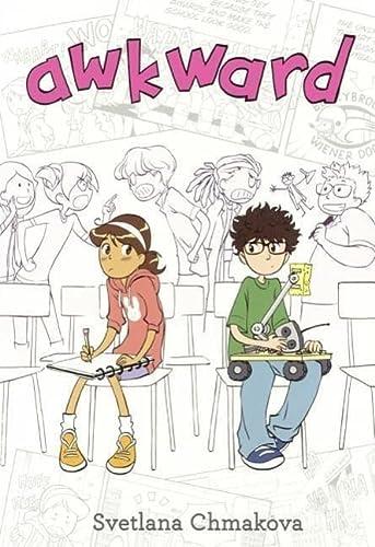 9780606382182: Awkward (Turtleback School & Library Binding Edition)