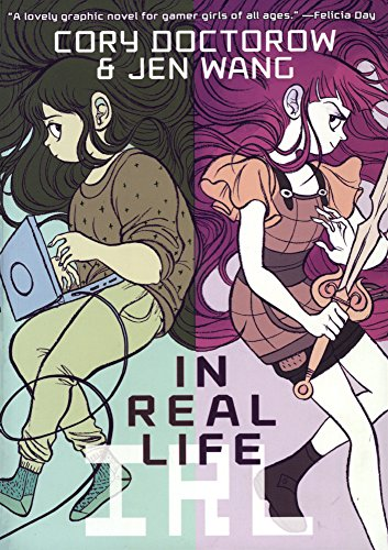 9780606382199: In Real Life (Turtleback School & Library Binding Edition)